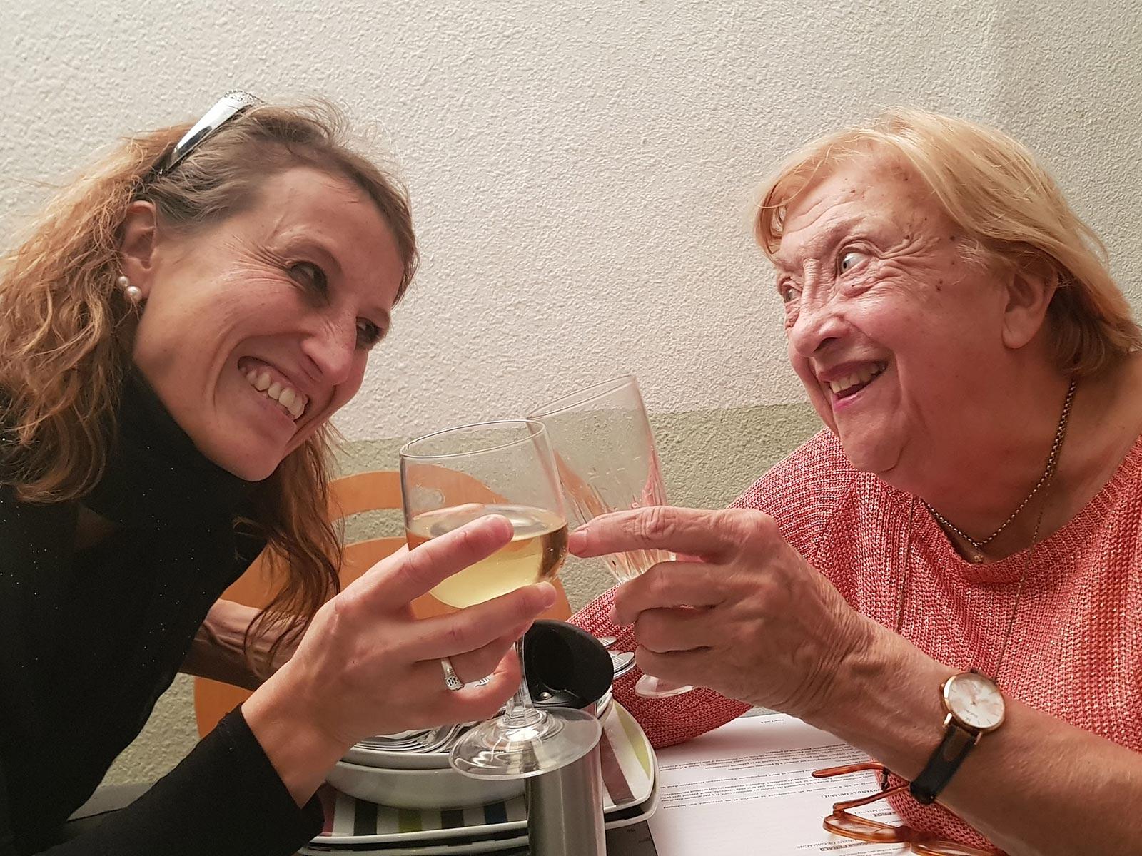 Françoise & Sabrina en 2018